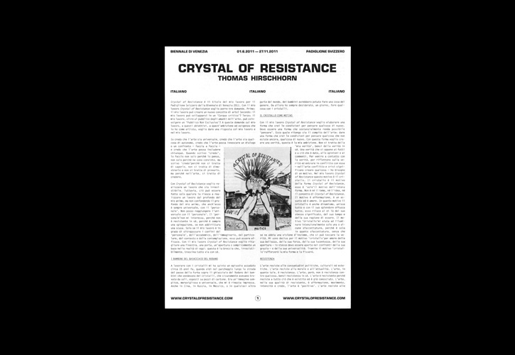 crystalofresistance