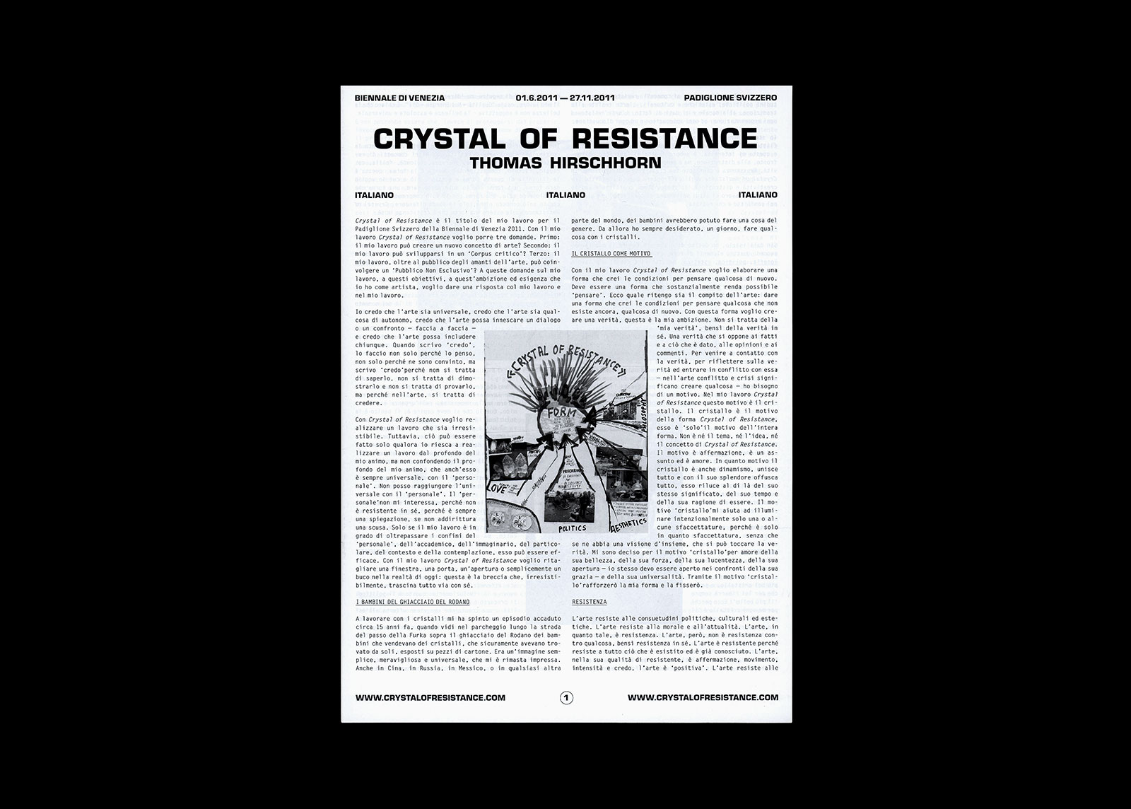 Crystal of Resistance 00
