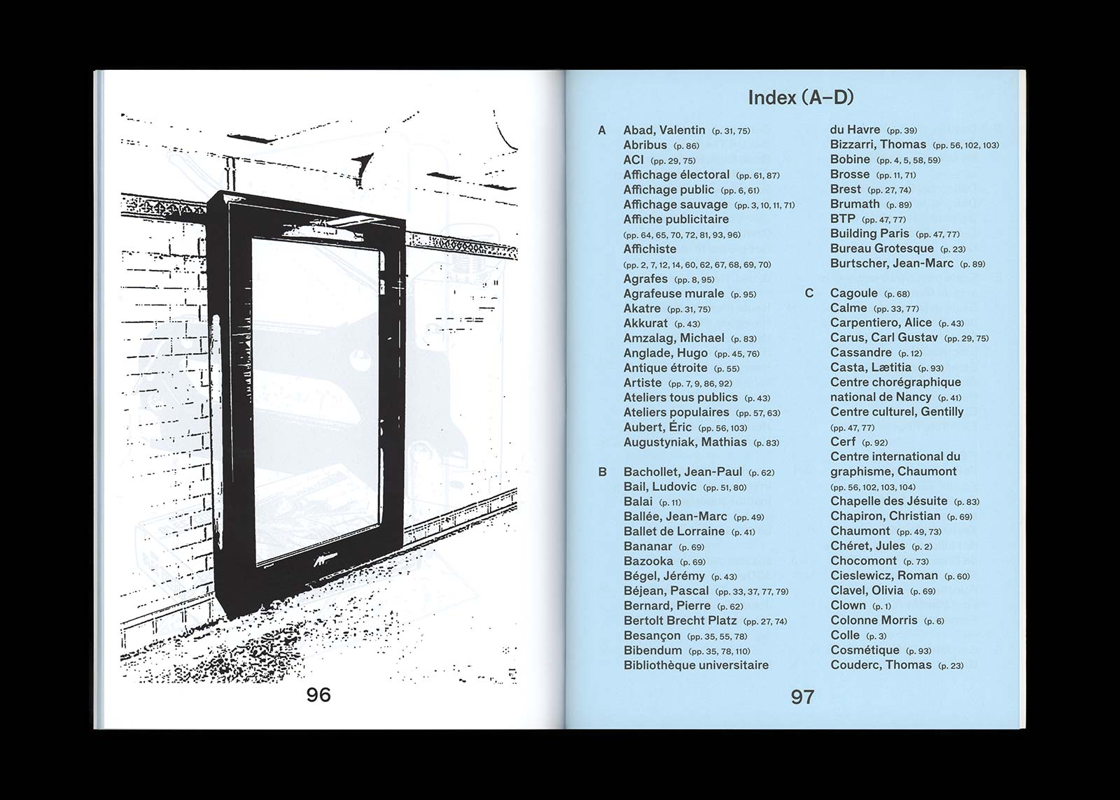 Chaumont catalogue 16