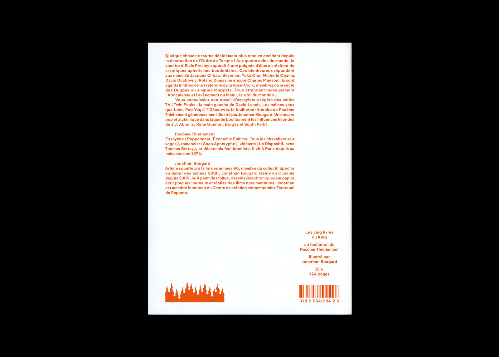 Les cinq livres du King 13